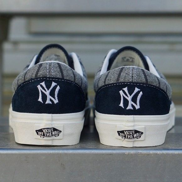5ef313fd75 VANS Shoes | Mens Era Mlb Ny Yankees Skate | Poshmark